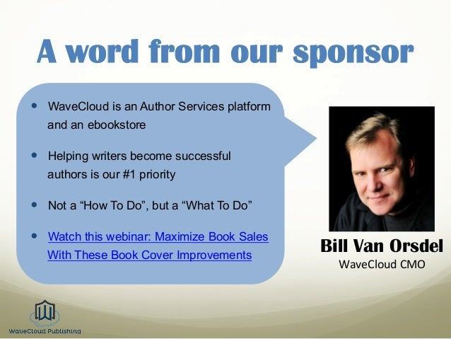 Maximize Book Sales With These Book Cover Improvements Slide 3