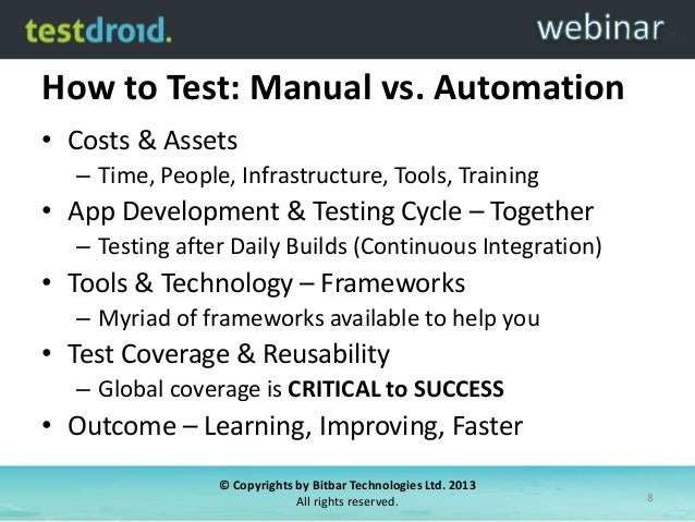 what are the common challenges in mobile application testing