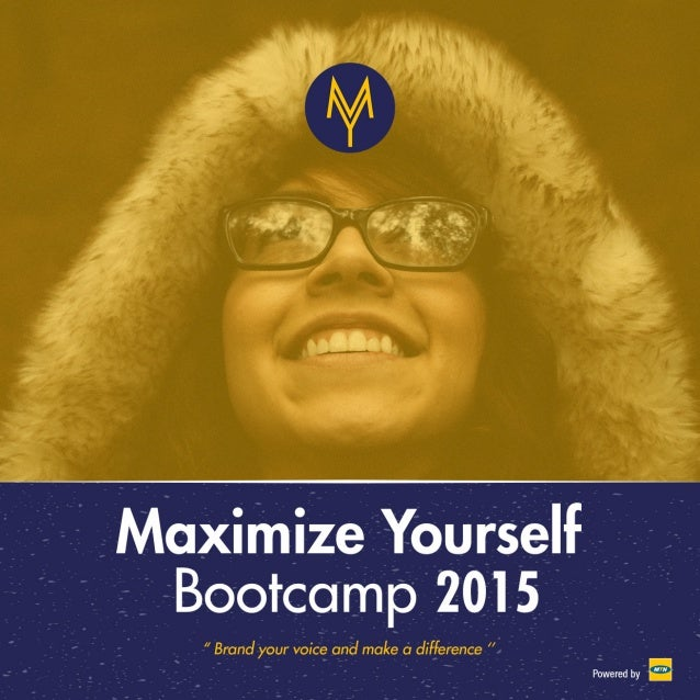 Maximize Yourself BOOTCAMP 2015 -  COTE D'IVOIRE