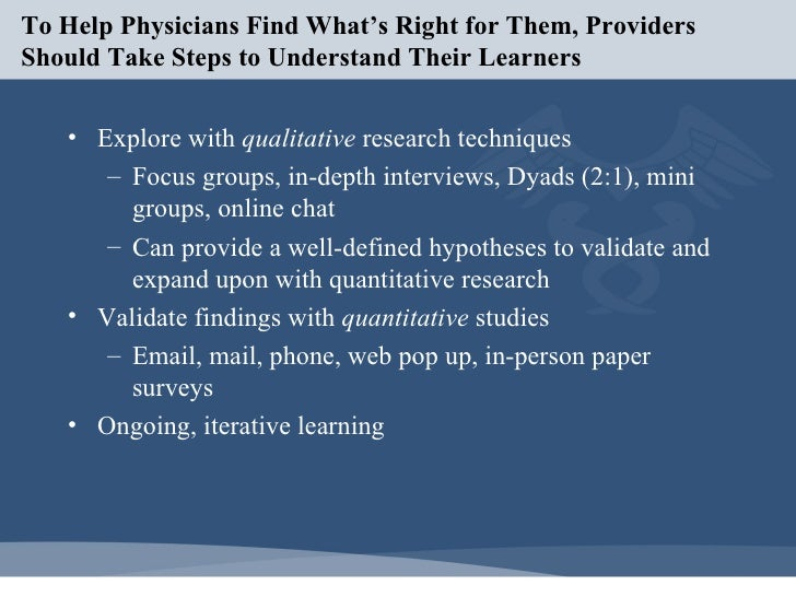 Maximizing Physician Participation In Cme Pri Med