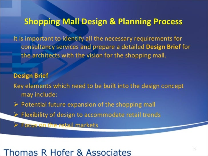 Shopping Mall Development &