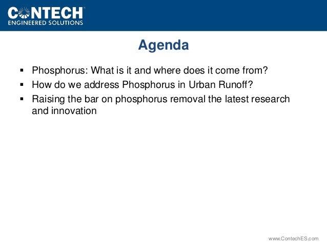 Maximizing Phosphorus Load Reduction Slide 2