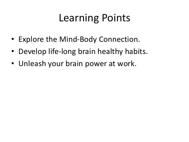 maximizing your brains potential essay How to increase your brain power looking for ways to boost your intellect, stave off mental aging, and maybe even live a longer life you might be.