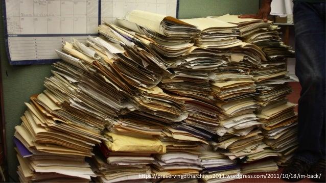 4h%ps://preservingdtharchives2011.wordpress.com/2011/10/18/im-back/