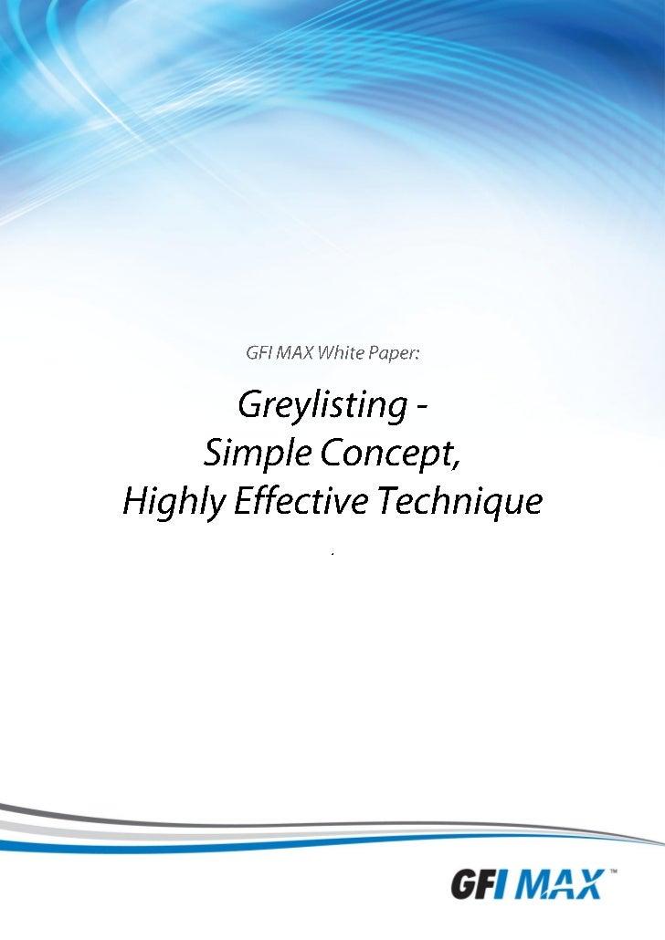 Maxmp greylisting