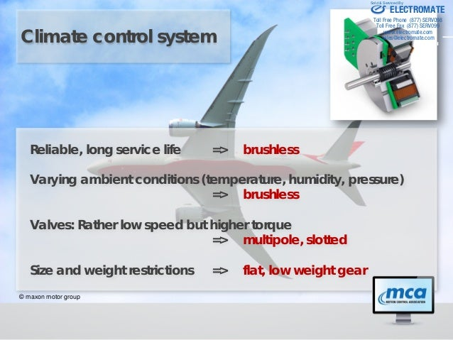 maxon motor webinar dc motor types and usage in typical applications 56