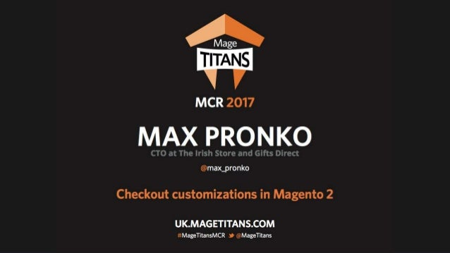 © 2017 Pronko Consulting www.pronkoconsulting.com