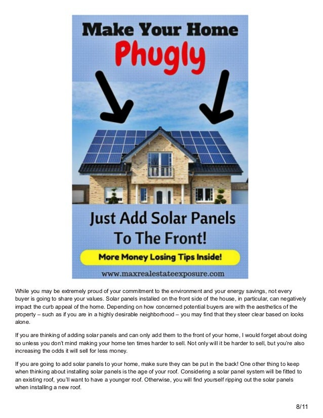 Do Solar Power Systems Increase Property Values