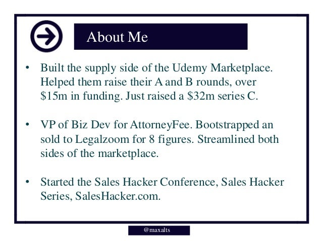 Hacking Lead Gen - Tools, Resources, and Strategy Slide 2