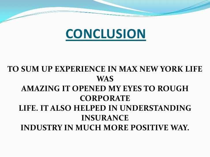 swot analysis of max new york life This caselet discusses the approach of max new york life  max new york, lic, insurance, training,  » need for swot analysis before planning competitive.