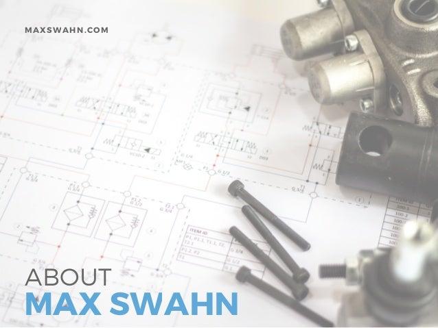 MAX SWAHN ABOUT MAXSWAHN.COM