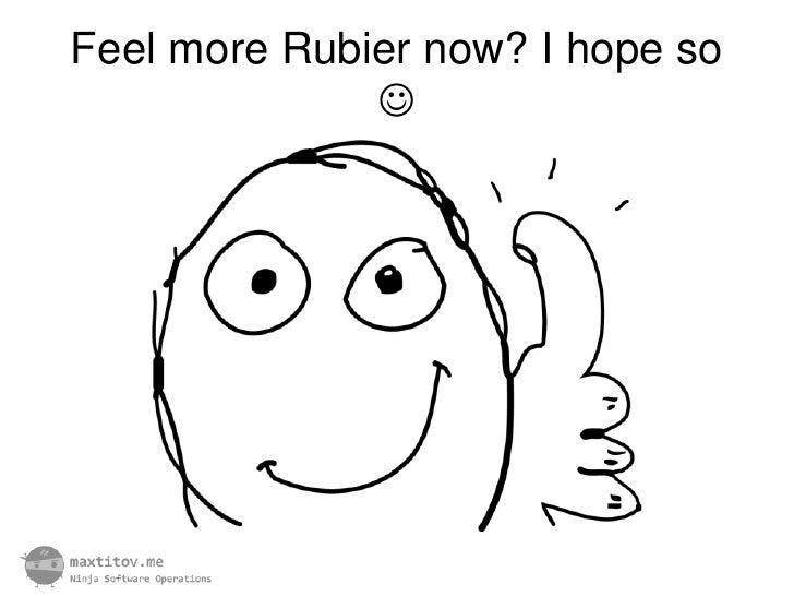 Ruby for .NET developers