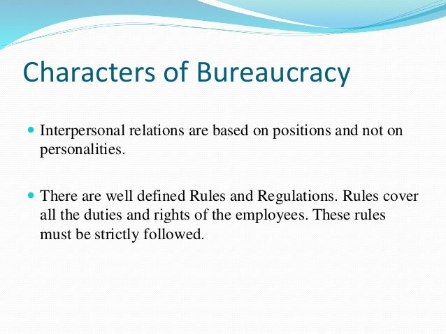 max webers bureaucracy The mark weber model of bureaucracy believes that rational-legal authorities helped to guide the administrative structure that serves as the base for bureaucracy his model differs from scott, who believes that bureaucracy is development by the personnel who work in the administrative roles weber .