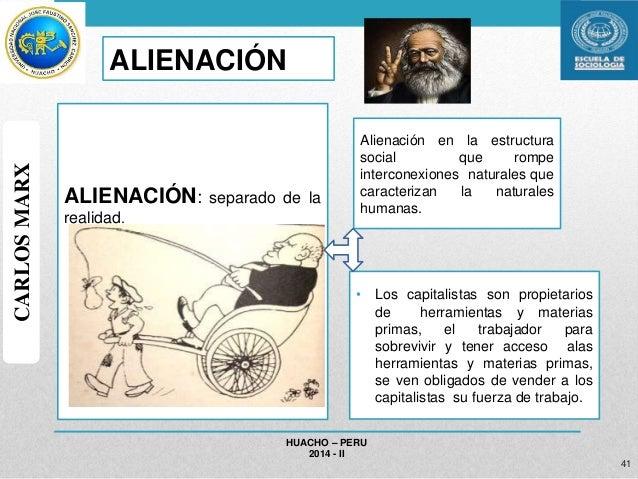 Max Weber Y Carlos Marx