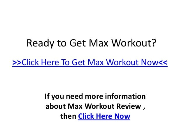 Max Workouts Review Is Shin Ohtake S Workout Program Good