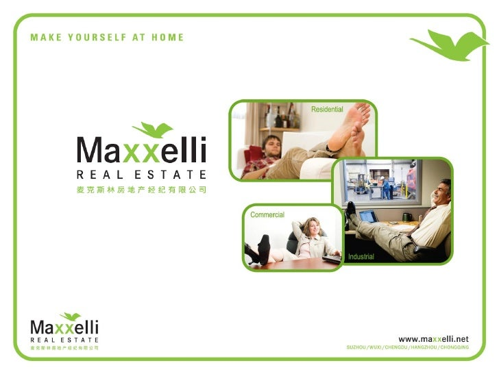 Agenda  • Company Profile   • Our Services   • Clients   • Partners   • Why Choose Maxxelli Real Estate?