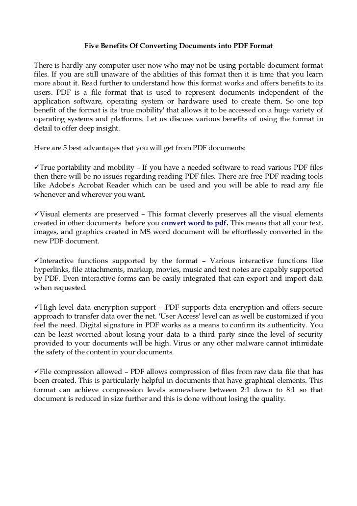 Document any pdf