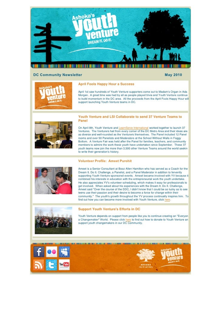 DC Community Newsletter                                                                            May 2010               ...