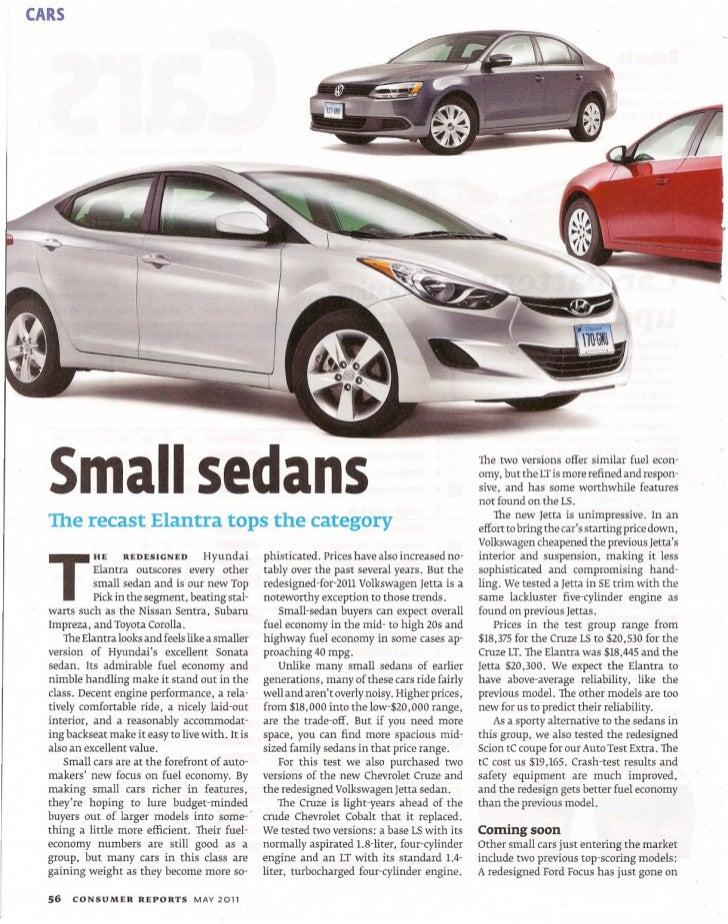 Great May 2011 Consumer Reports   Hyundai Elantra Tops The Category   Glenbrook  Hyundai   Fort Wayne ...