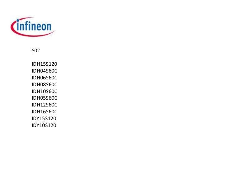 S02<br />IDH15S120<br />IDH04S60C<br />IDH06S60C<br />IDH08S60C<br />IDH10S60C<br />IDH05S60C<br />IDH12S60C<br />IDH16S60...