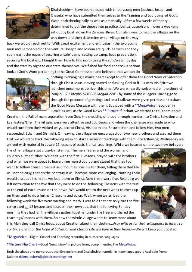 May 2013 Newsletter Slide 2