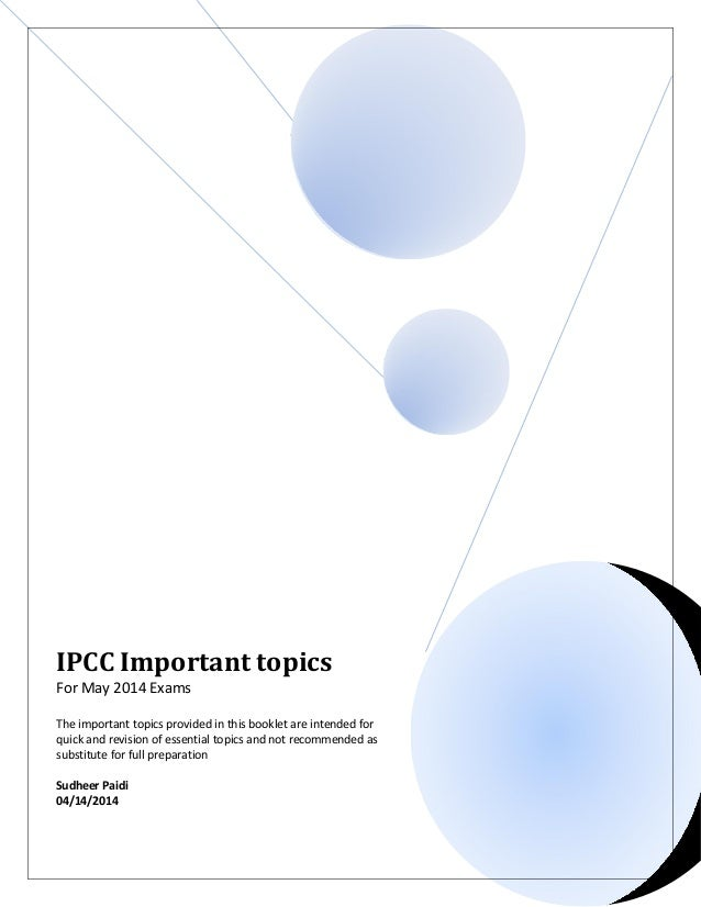 Companies Act 2013 Pdf For Ipcc May 2015