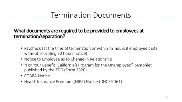 Understanding California's New Paid Sick Leave Law and Employment Doc…