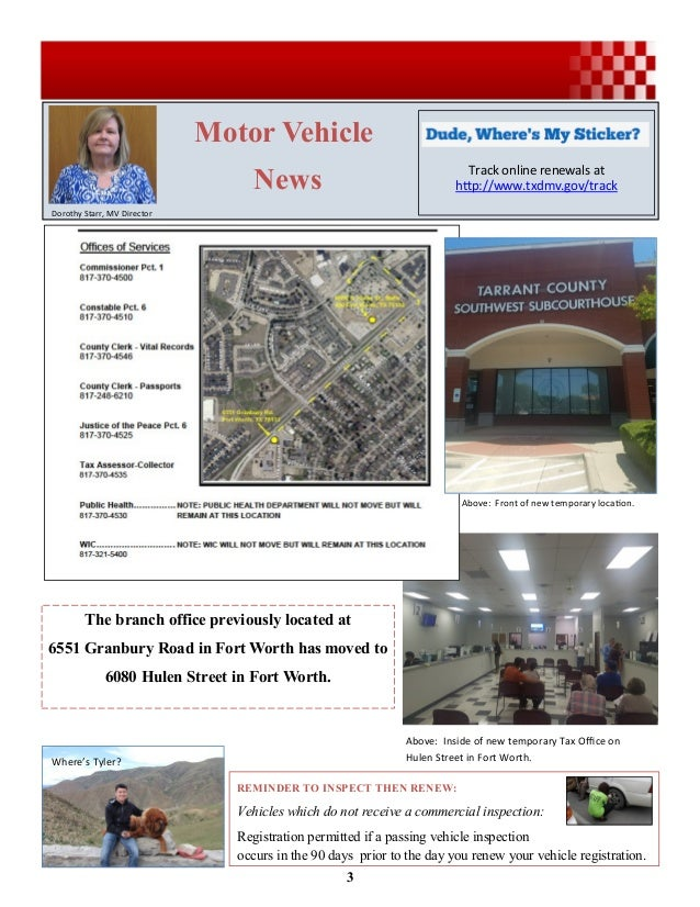 Tarrant County Clerk Office Everything About News And Tips