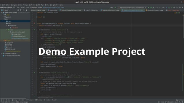 Demo Example Project