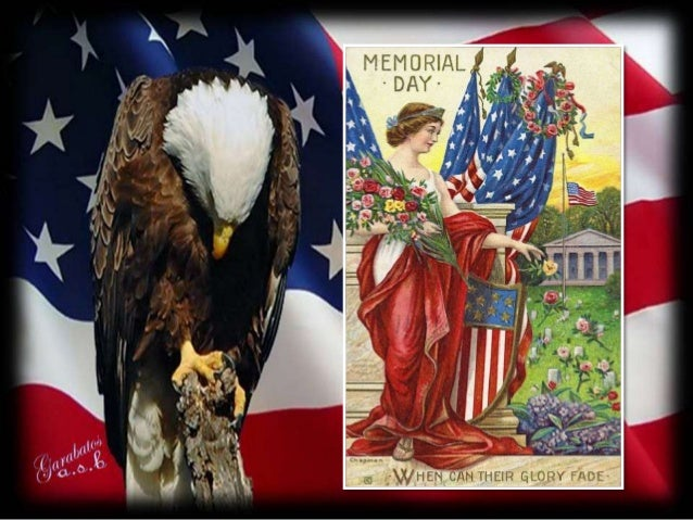 May 26, Memorial Day Celebration (Vintage)