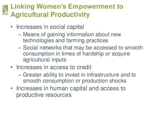 empowering rural women in the agricultural General mills knows that empowering women and girls is crucial for communities to fully flourish in the world's poorest communities, women and girls typically bear the brunt of poverty when families struggle to grow enough food to eat or earn enough money to send all their kids to school, it's.