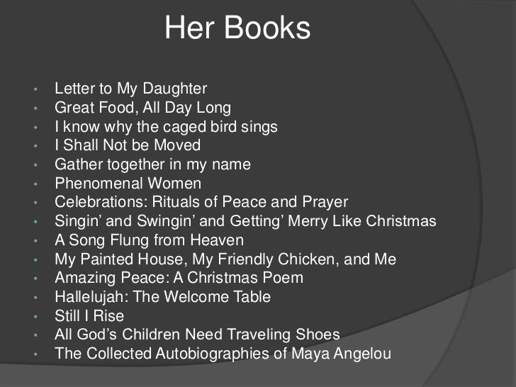 letter to my daughter maya angelou angelou 23229