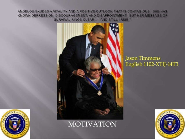 Jason Timmons English 1102-XTIJ-14T3  MOTIVATION