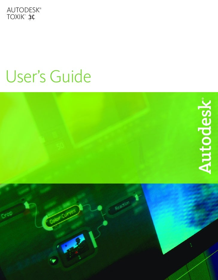 Edit the Document Title Variable     AUTODESK®   TOXIK     ™     User's Guide