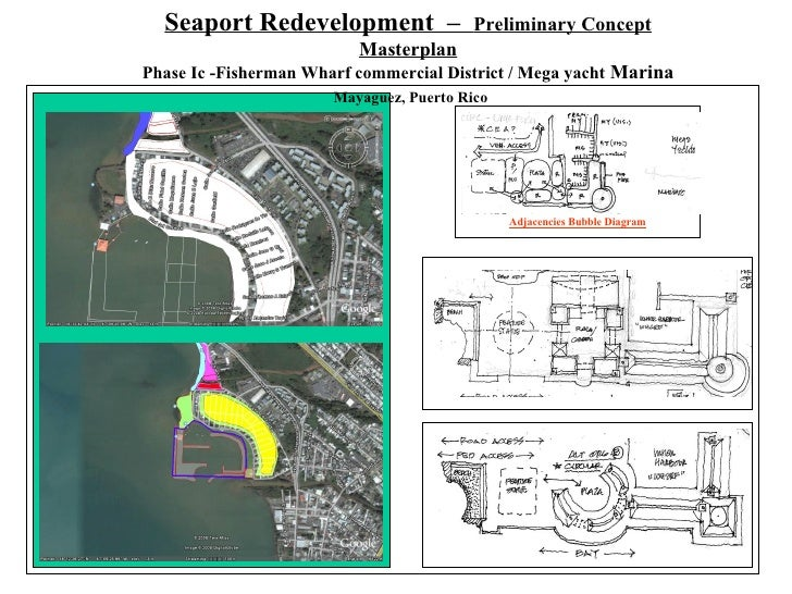 Mayaguez Seaport Redevelopment Concept Proposal