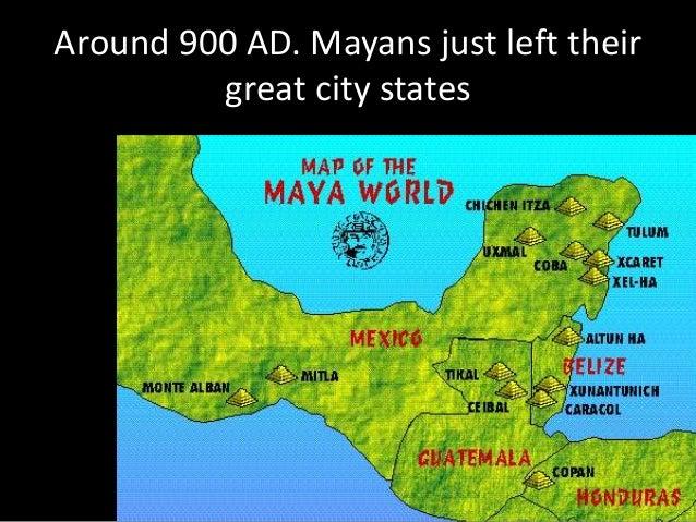 Mayan Disappearnace