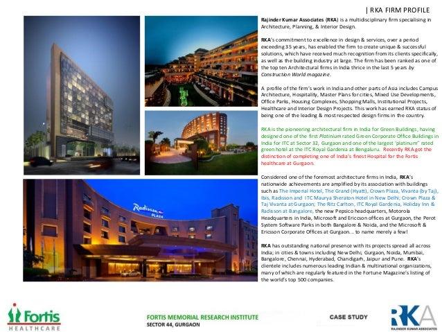 Fortis memorial research institute (Gurgaon)