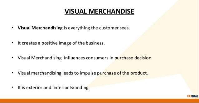 impact of visual merchandising on sales questionnaire