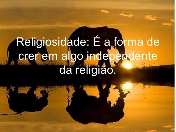 Resultado de imagem para Religiosidade