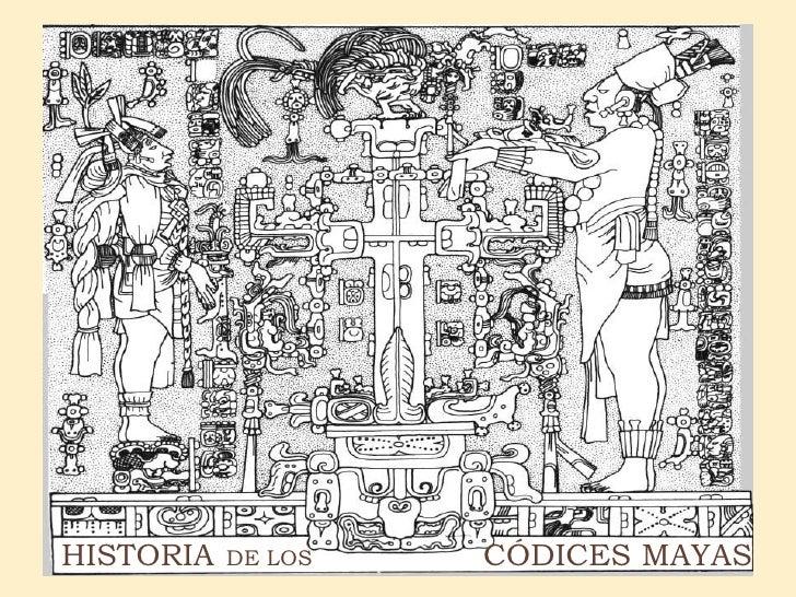 HISTORIADE LOS CÓDICES MAYAS<br />