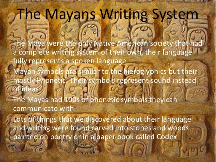 mayan essay Art for the mayans was a reflection of their lifestyle and culture for the mayans art took several forms including: painting paper, plaster, carvings in wood and.