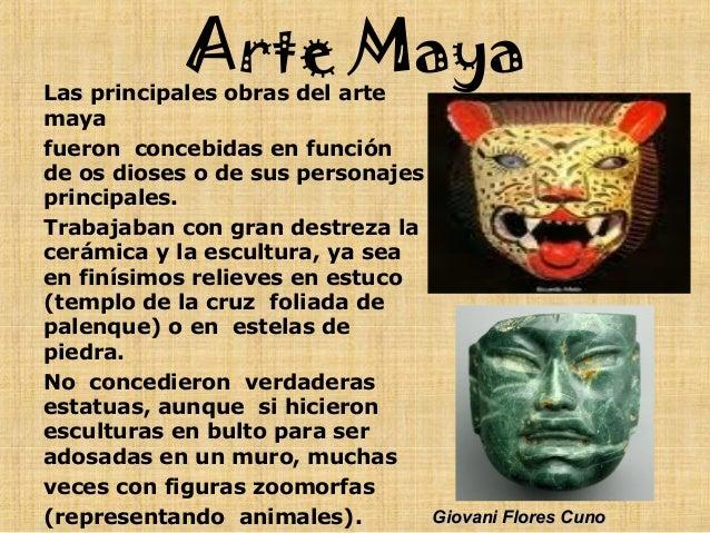 Mayas y aztecas for Arquitectura y arte de los mayas