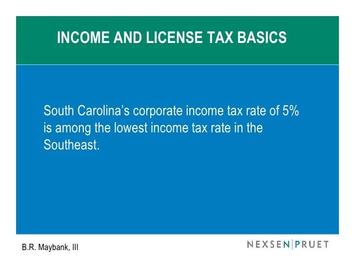 Property Tax Columbia South Carolina