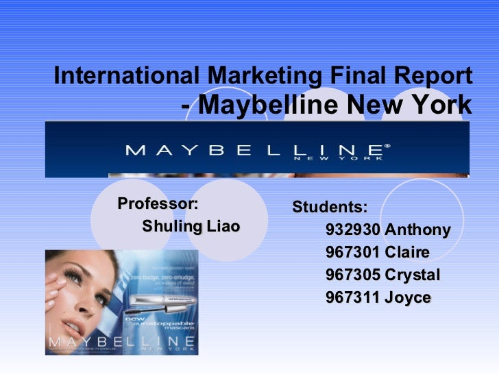 Strategies Drives Maybelline Sales and Loyalty