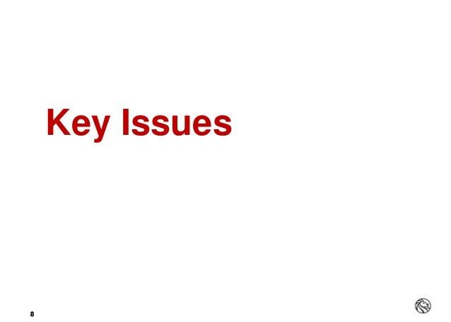 88 Key Issues