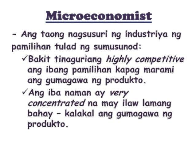 Maykro Ekonomiks Slide 3