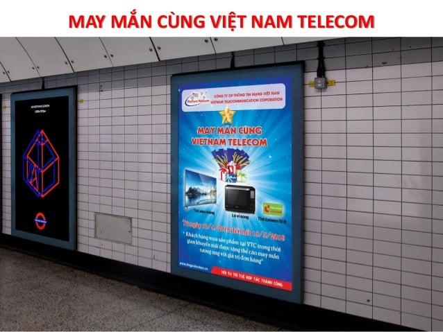 MAY MẮN CÙNG VIỆT NAM TELECOM