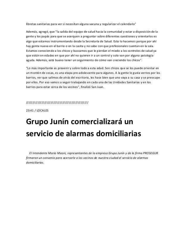 El Gobierno Local a través de la empresa Grupo Junín suma un nuevo producto para toda lacomunidad. Esta iniciativa de la e...
