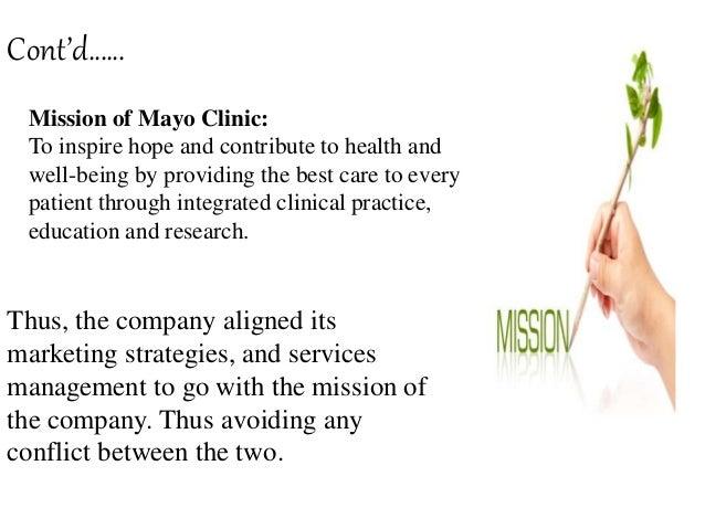 Case on Mayo clinic