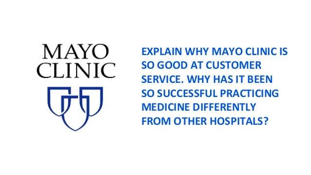 Mayo Clinic Marketing